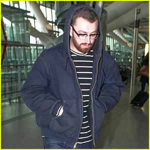 Sam Smith Laughs Off Adam Lambert Relationship Rumors