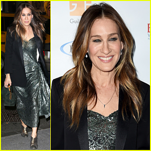 Sarah Jessica Parker Is Honoree At Academy of the Arts Lifetime Achievement Awards 2016!