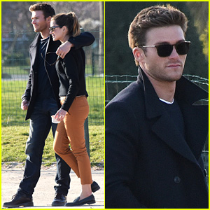 Scott Eastwood Wraps Filming on 'Overdrive'!