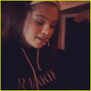 Selena Gomez Teases New Music in Instagram Video - Watch Now!