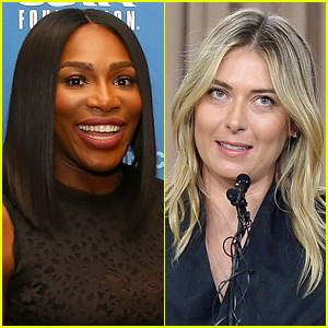 Serena Williams Praises Maria Sharapova for Honesty with Failed Drug Test (Video)