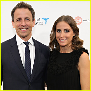 Seth Meyers & Wife Alexi Ashe Welcome Baby Boy!