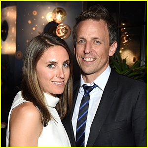 Seth Meyers Named His Son After His Wife's Maiden Name!