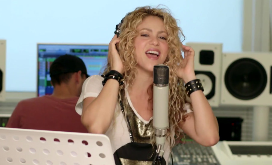 Shakira Drops Try Everything Official Video From
