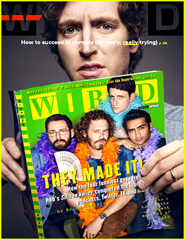 'Silicon Valley' Cast Gets Individual Covers for 'Wired' Mag