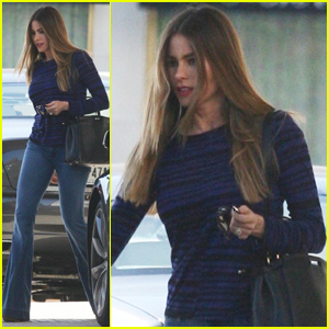 Sofia Vergara is Back in L.A. After Attending SXSW 2016
