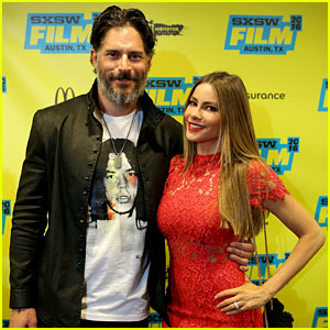 Sofia Vergara Supports Joe Manganiello at 'Pee-wee's Big Holiday' SXSW Premiere!