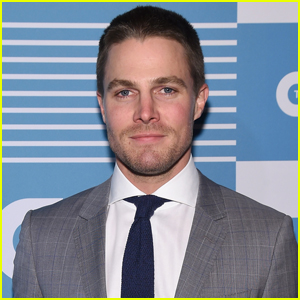 Stephen Amell is CinemaCon's Male Star of Tomorrow!
