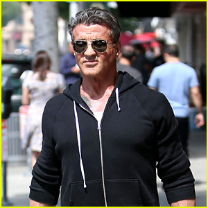 Sylvester Stallone Serenades Daughter with Bad Lip Syncing