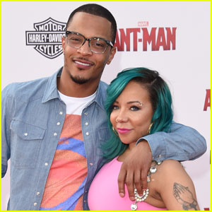T.I. & Wife Tiny Welcome Third Child Together