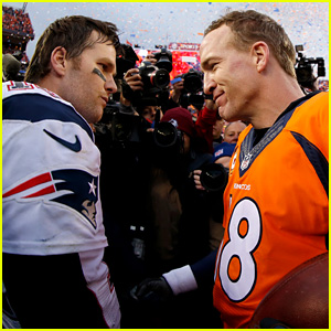 Tom Brady Praises Peyton Manning After Retirement Announcement