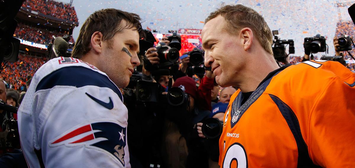 Tom Brady Praises Peyton Manning After Retirement Announcement