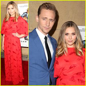 Tom Hiddleston & Elizabeth Olsen Premiere 'I Saw the Light' in Hollywood!