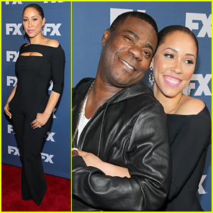 tracy morgan s daughter celebrates birthday with minions. Black Bedroom Furniture Sets. Home Design Ideas