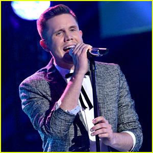 Trent Harmon: 'American Idol' Top 3 Performances - Watch Now!