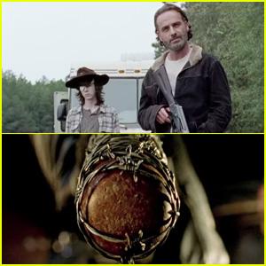 'The Walking Dead' Finale Trailer Offers Sneak Peek at Negan - Watch Now!