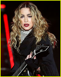 Will Madonna Be Charged for Exposing Fan's Breast On Stage?