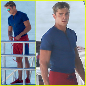 Zac Efron Gets Advice From David Hasselhoff