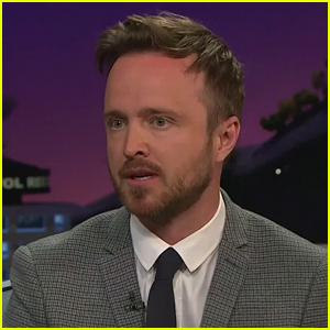 Aaron Paul Says His Wedding Was Crashed By Three Fans!