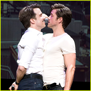 Aaron Tveit Sings Rent's 'Take Me Or Leave Me' with Gavin Creel (Video)