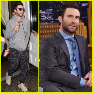 Adam Levine Is So Excited to be a Dad!