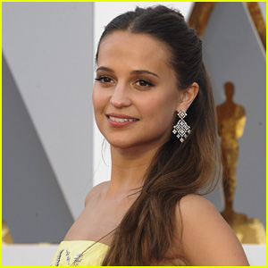 Alicia Vikander Cast as Lara Croft in 'Tomb Raider' Reboot!