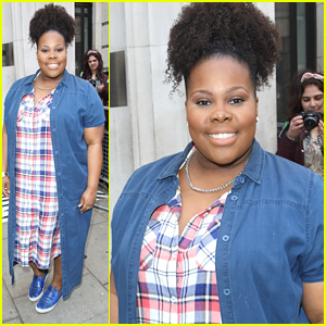 Amber Riley Says She Relates to Dreamgirls' Effie White