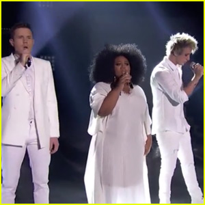 'American Idol' Finalists Reunite for 'One Voice' Finale Performance!