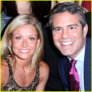 Kelly Ripa's BFF Andy Cohen Won't Replace Michael Strahan on 'Live'