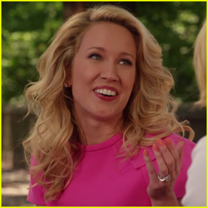 Anna Camp Makes Her Debut in New 'Unbreakable Kimmy Schmidt' Season Two Clip - Watch Now!