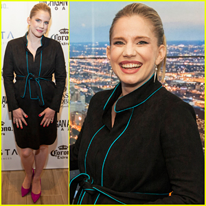 Anna Chlumsky On Favorite Thing About 'Veep': 'I Get To Act with the Best of the Best'