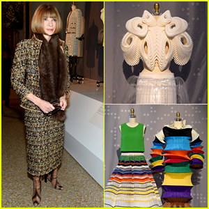 Anna Wintour Previews the Met Gala 2016's Costume Exhibit!