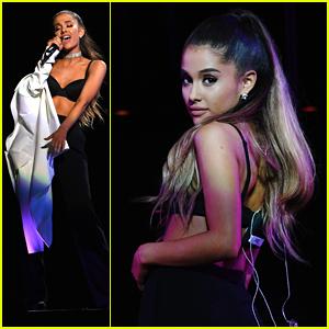 Ariana Grande & Nicki Minaj Take Over T-Mobile Arena in Las Vegas