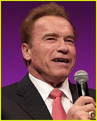 Arnold Schwarzenegger's Son Joseph Baena Is All Grown Up & Very Buff