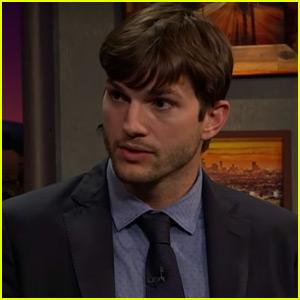Ashton Kutcher Reveals Details of Drake Prank on 'Punk'd'