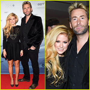Avril Lavigne Supports Ex Chad Kroeger at Juno Awards 2016