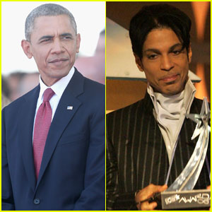 President Barack Obama Releases Statement on Prince's Death