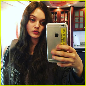 Bella Heathcote Takes Over 'Fifty Shades' Instagram