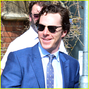 Benedict Cumberbatch Joins Prince Charles for Shakespeare Sketch - Watch Now!