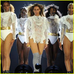 Beyonce Kicks Off 'Formation World Tour' 2016 - Full Set List!