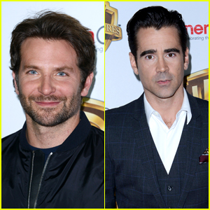 Bradley Cooper & Colin Farrell Rep Warner Bros. Films at CinemaCon