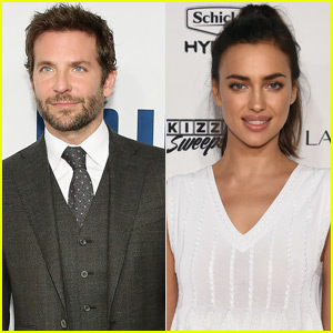 Irina Shayk & Bradley Cooper Share First Instagram Photo Together
