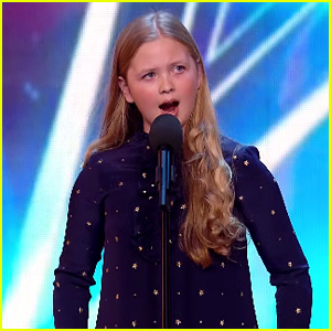 Beau Dermott, 12, Blows Audience Away with Amazing 'Defying Gravity' on 'Britain's Got Talent' - Watch Now!