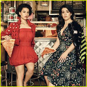 Broad City's Abbi Jacobson & Ilana Glazer Talk Life Before the Show, Feminism & More