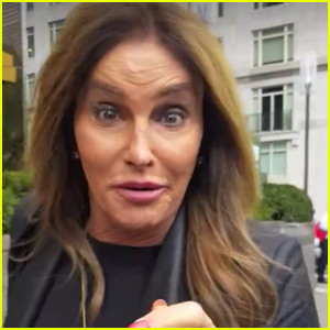 Caitlyn Jenner Uses the Women's Restroom at Trump Tower