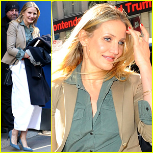 Cameron Diaz Talks Growing Older: 'There's No Secret to Aging Well'