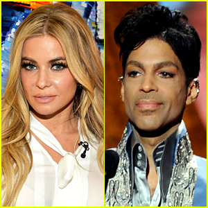 Carmen Electra Reacts to Her Mentor Prince's Death