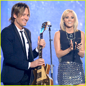 Carrie Underwood Joins Keith Urban for 'American Idol' Finale Performance! (Video)