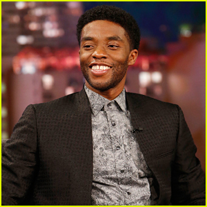 Chadwick Boseman Reveals How He Got His Black Panther Accent