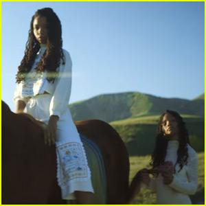Beyonce's Protégées Chloe x Halle Premiere Video for 'Drop'